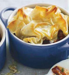 Moroccan Lamb pot pies