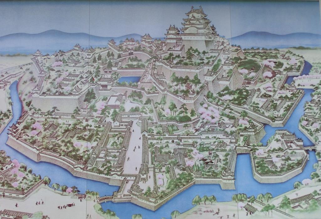 Year In Suzhou Himeji Castle