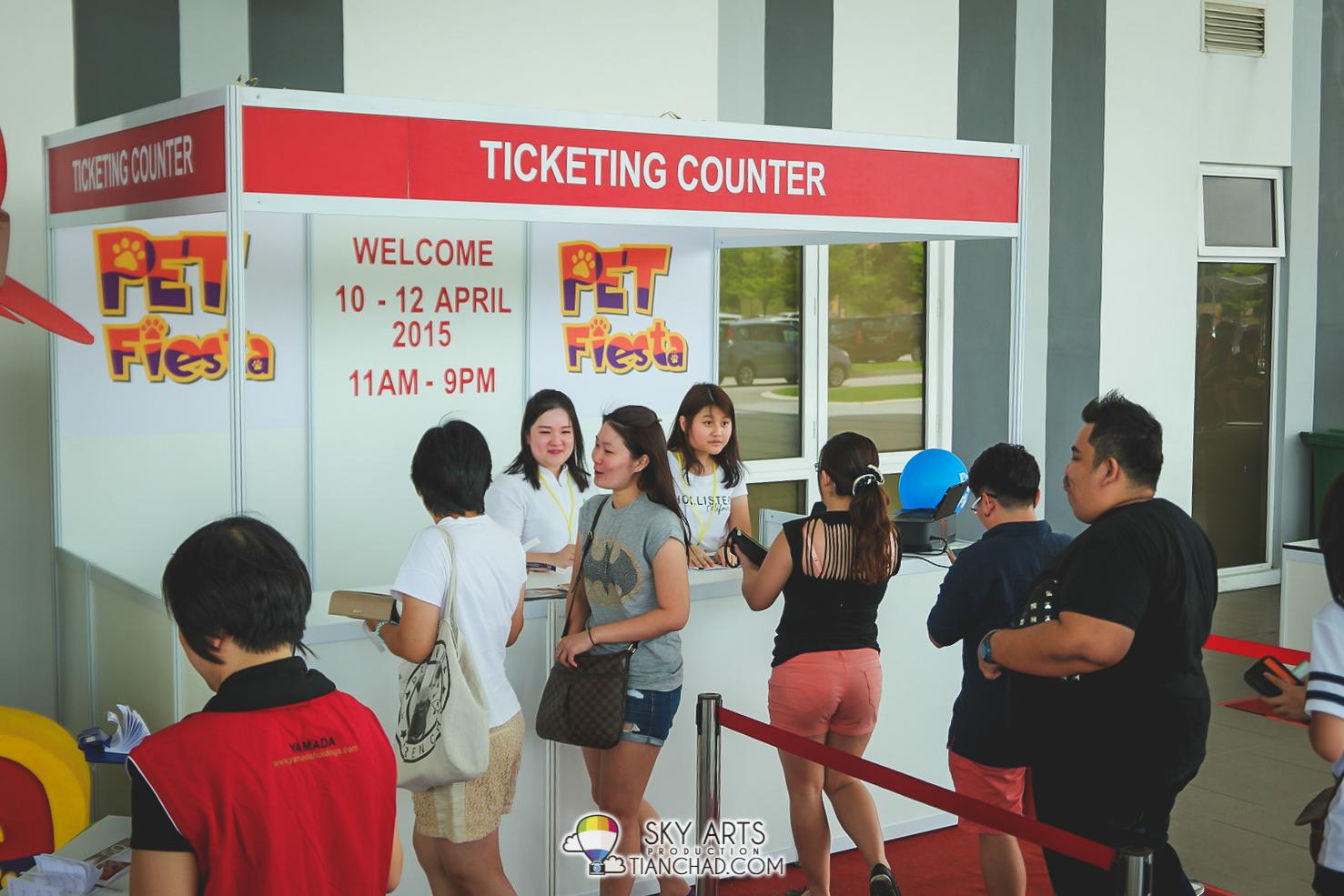 RM5 per entry -  Pet Fiesta Expo Malaysia 2015