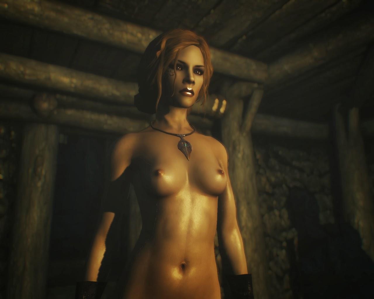 Skyrim naked female mods hentai photos