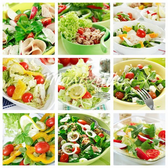ensaladas de verano_street color style