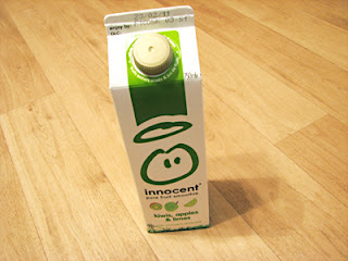 Innocent Smoothie Kiwis, Apples & Limes