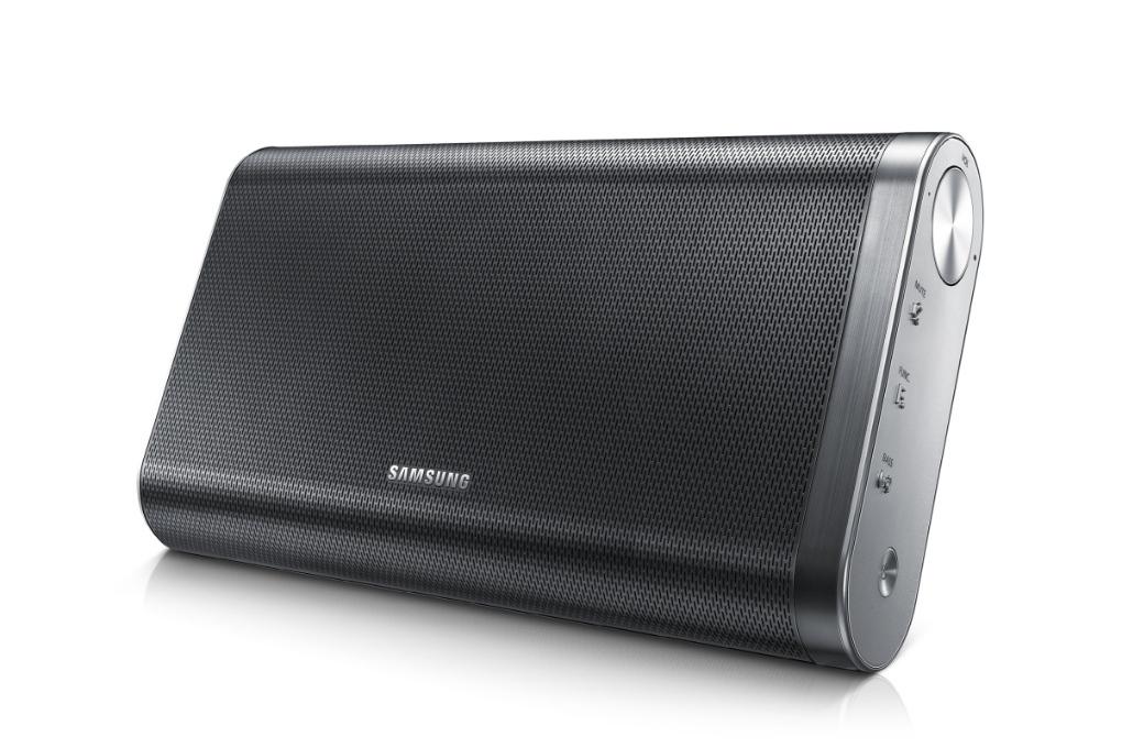 Samsung exhibe altavoz inalámbrico apodado DA-F60