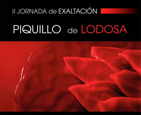 II JORNADA DE EXALTACIÓN DEL PIQUILLO DE LODOSA