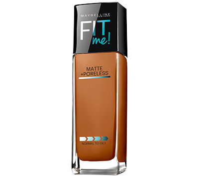 Beauty Review: Maybelline FIT ME!  Matte + Poreless Foundation In Coconut