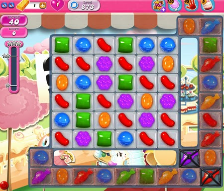 Candy Crush Saga 873