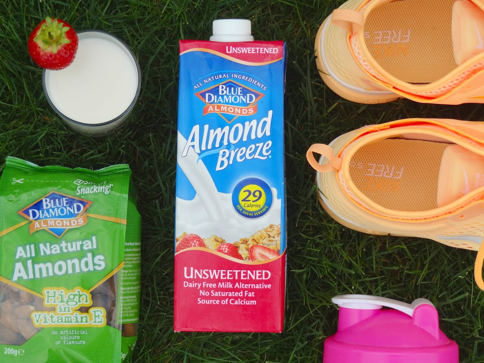 Blue Diamond Almond Active Care Package