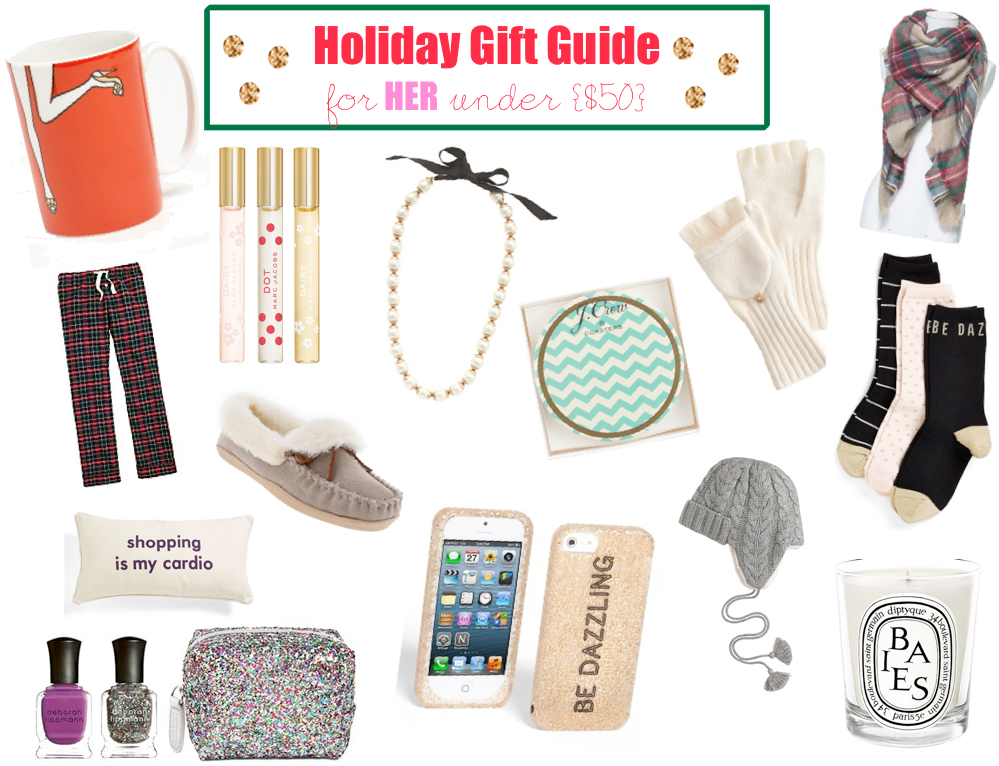 Amazing Holiday Gifts For Her Part - 13: Affordable Holiday Gifts For Her