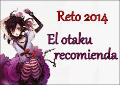 Reto 2014: El otaku recomienda