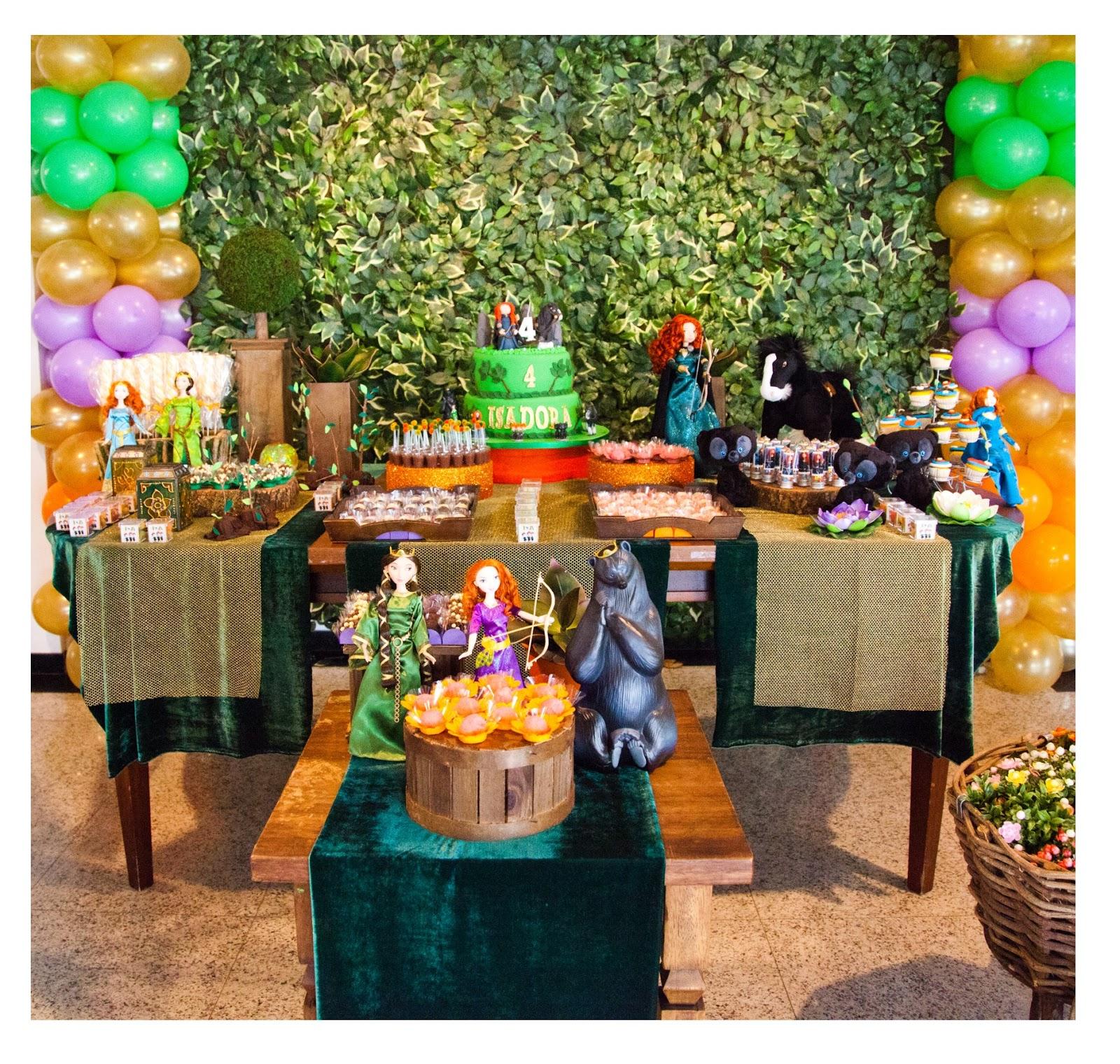 decoracao festa valente:Box, Festa infantil, Eventos, Festa a domicilio, Decoração: Valente
