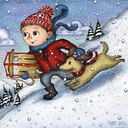 Poemes d'hivern / Poemas de invierno