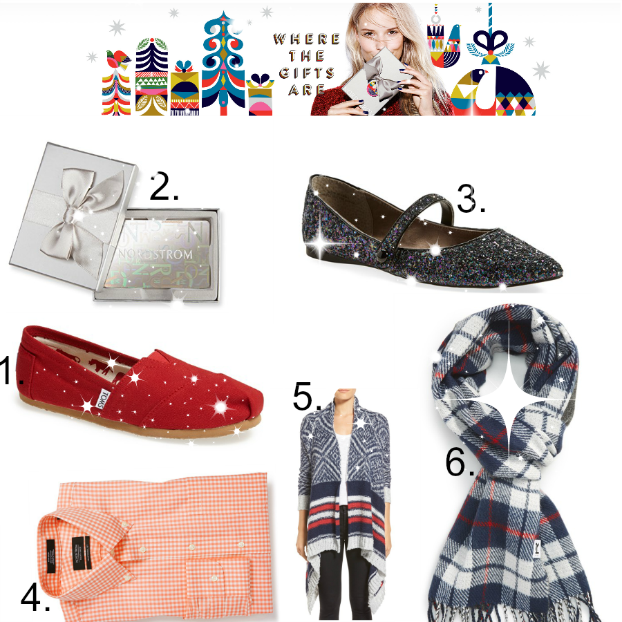 Nordstrom Wedding Gift Card : Holiday Shopping Guide with Nordstrom + Our USD50 Gift Card Winner ...