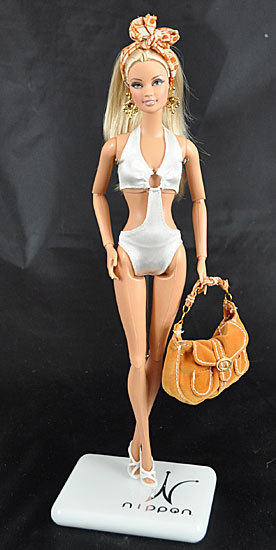 Teresa L College Fashionista Barbie Basics Teresa has