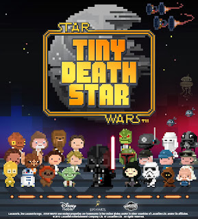 videojuegos Star War Tiny Death Star