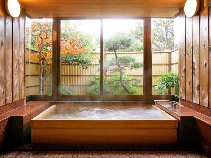 Ba os de dise o elegante de estilo japon s ba os y muebles - Habitaciones estilo japones ...