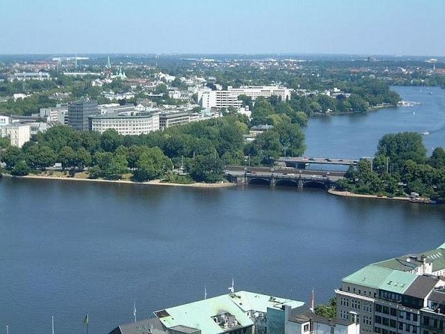 جسر+ثقف+نفسك+3 مدينة الجسور في هامبورغ
