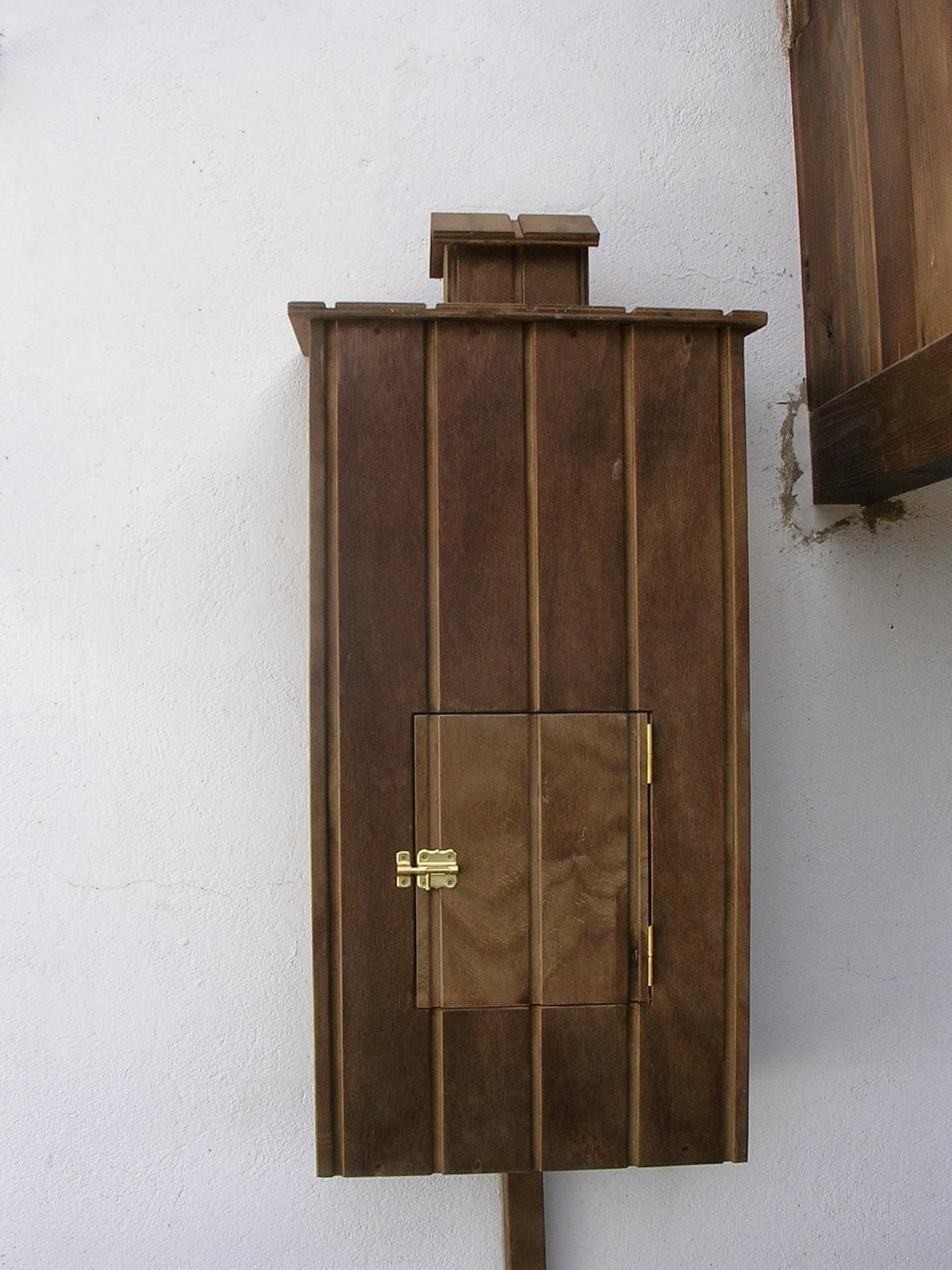 Mueble para bombona de butano awesome fotojpg with mueble para bombona de butano kit bombona - Armario exterior caldera gas ...
