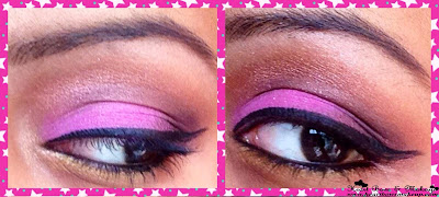 easy eyemakeup tutorial for parties