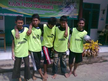 Tim Futsal Santri Putra