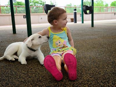 φιλία Σκύλος κορίτσι