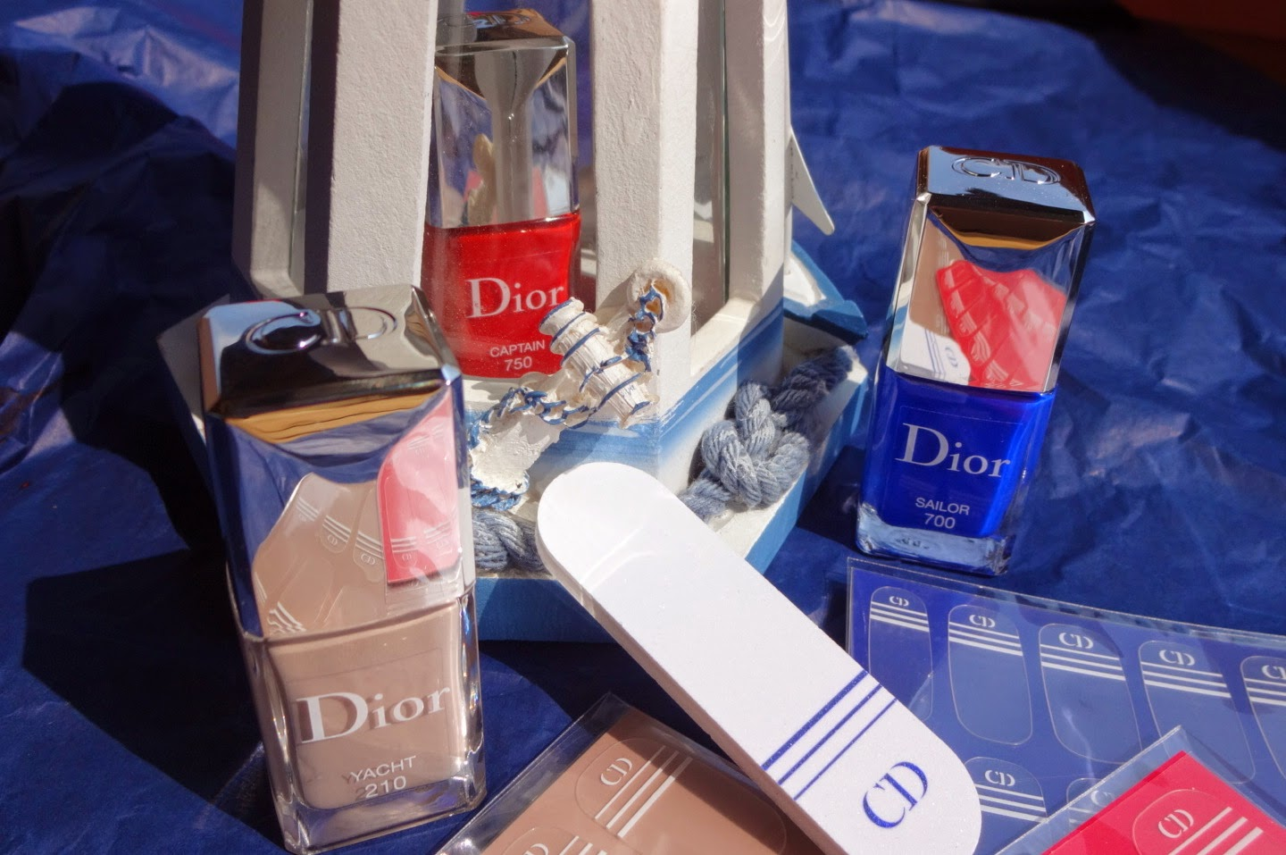 Dior Make Up Summer 2014 Transat collezione estate