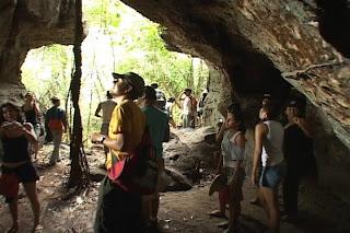 Caverna da Pedra Pintada, Monte Alegre - Parà