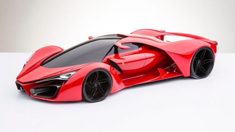 Ferrari 2016 Pret >> Ferrari F80 Concept Price Source Cars