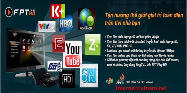 Đăng Ký Lắp Đặt Truyền Hình Internet FPT Quận 2