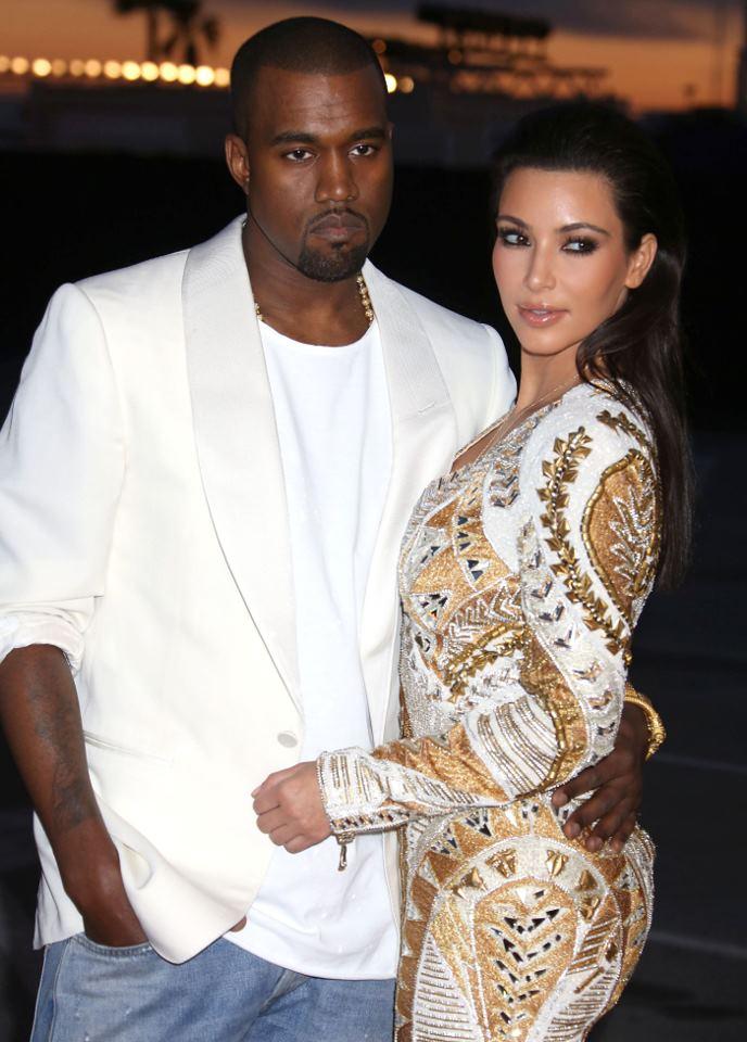 Kim Kardashian Pregnant With Kanye West's First Child