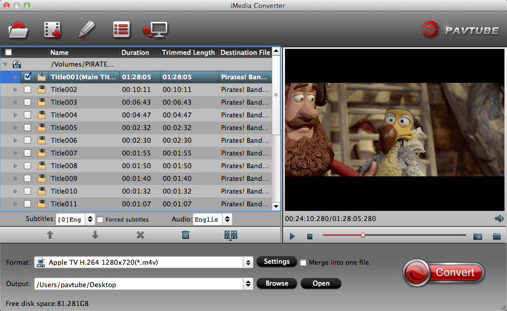 December 2013 best video solution download the pavtube video converter for mac on your computer install and run the program add videosyou can choose to import videos or the entire folder ccuart Image collections