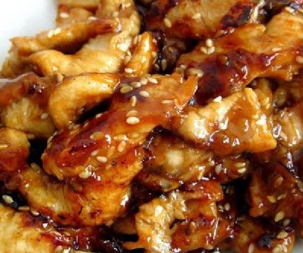 crock pot chicken teriyaki ingredients 1 lbs chicken diced 1 cup ...
