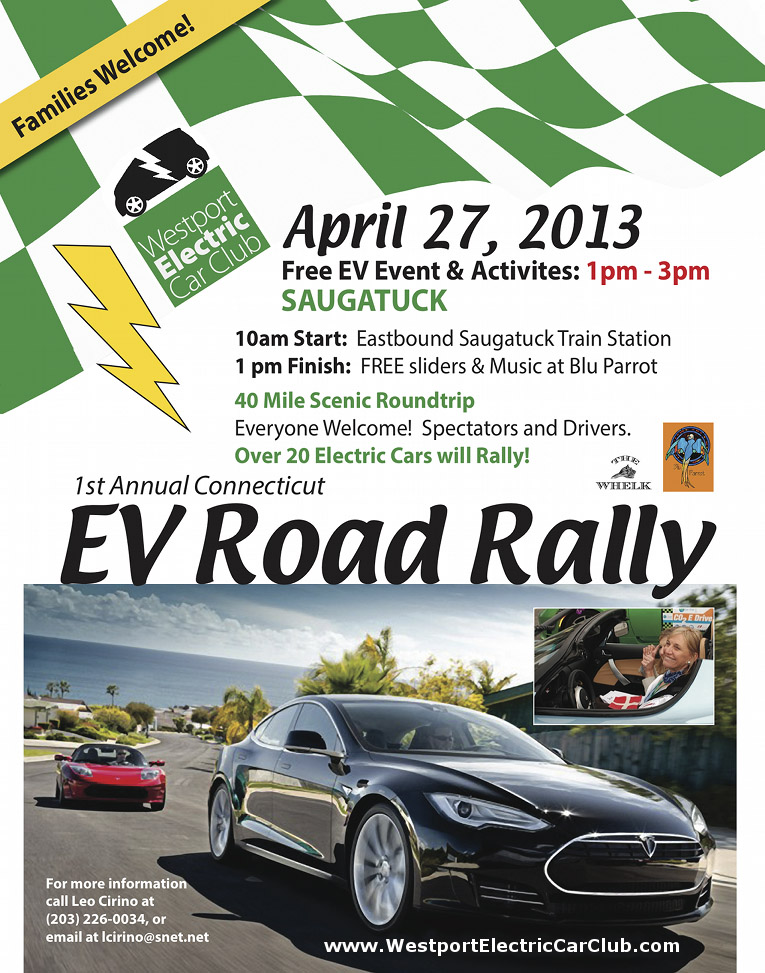 Westport Electric Car Club