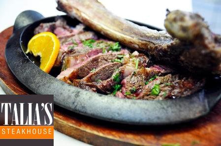 Talia's Steakhouse and Bar - Kosher Restaurant, Manhattan, NYC