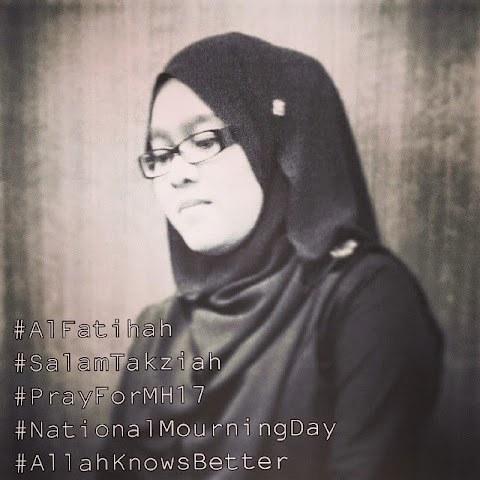 Hari Berkabung Malaysia #22082014