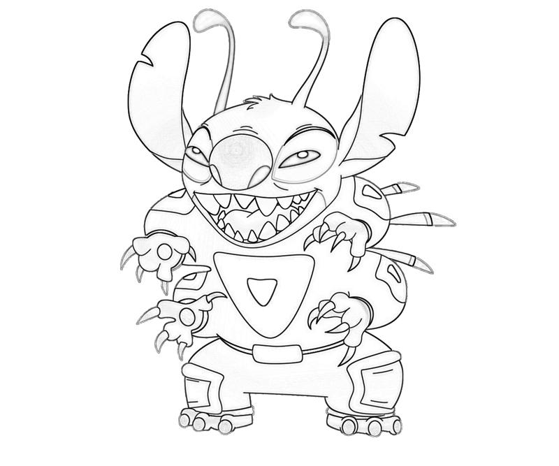 lilo-and-stitch-stitch-elien-coloring-pages