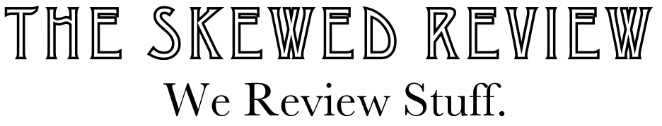 The Skewed Review: Books