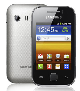 Galaxy Y Specifications Features Price Details,Samsung Galaxy Y S5360