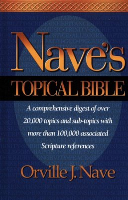 Nave's Online Topical Bible