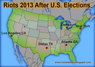 Americas Last Days