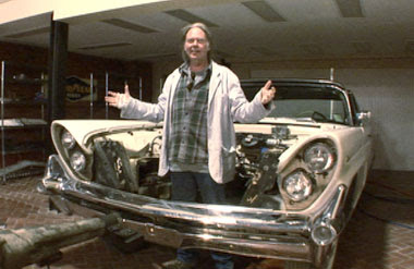 Neil Young S Car Collection