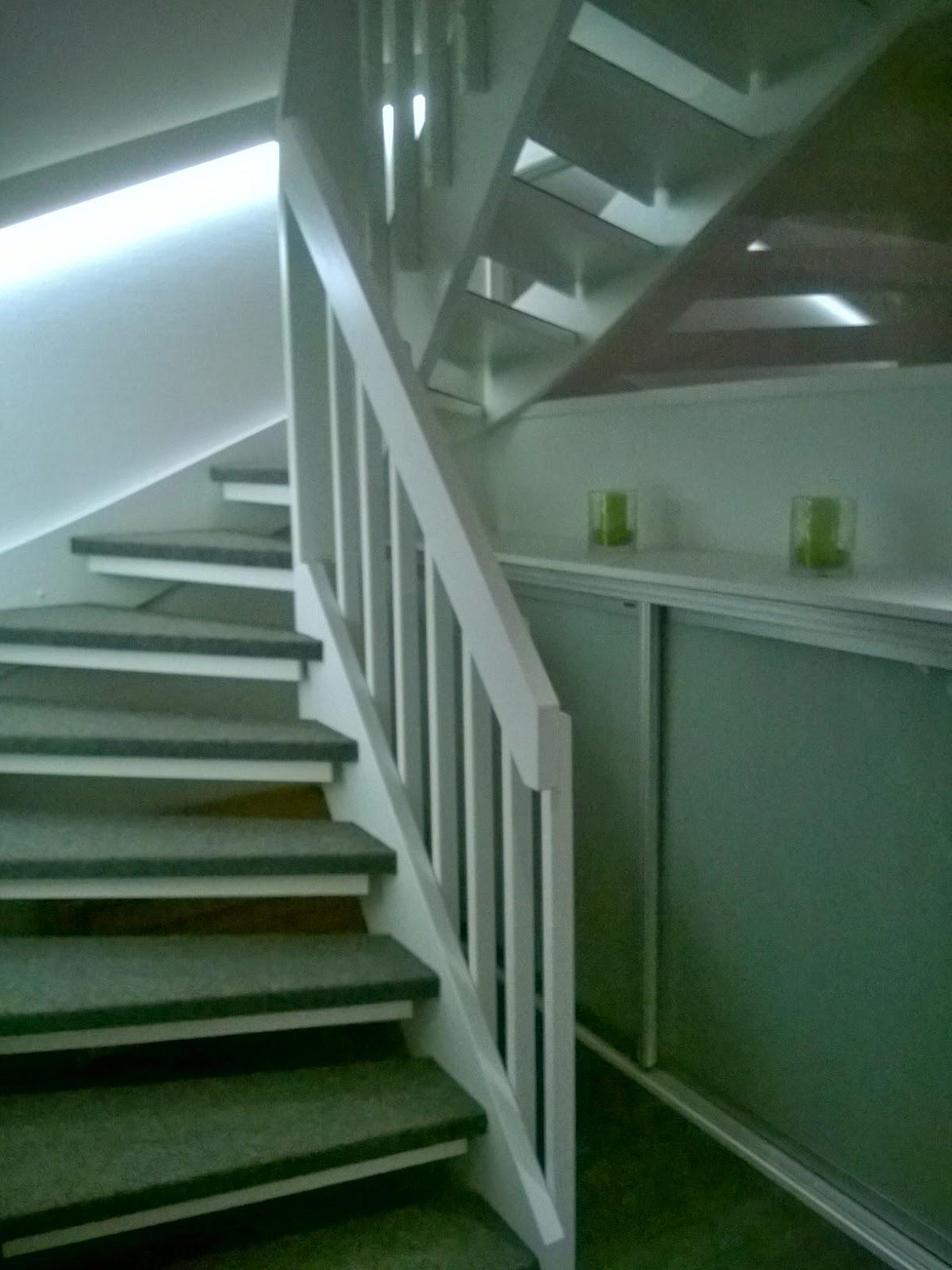 Huopa portaisiin