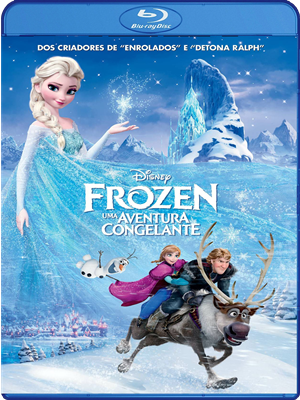 Download Frozen Uma Aventura Congelante 3D Bluray 720p e 1080p Dublado + AVI Dual Áudio BDRip Torrent