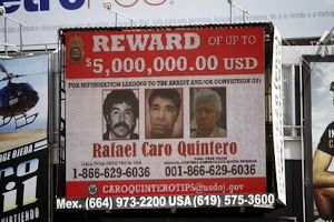 U,S. still trying to track down Rafael Caro Quintero