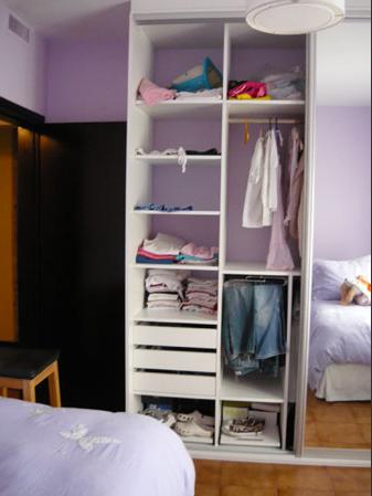 Amoblamiento integral para el hogar muebles para guardar for Planchador de ropa