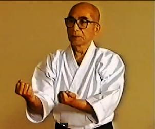 Kinjo Hiroshi Hanshi