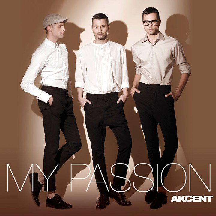 akcent   my passion  housekid
