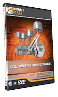 Advanced tutorials for solidworks 2012 training