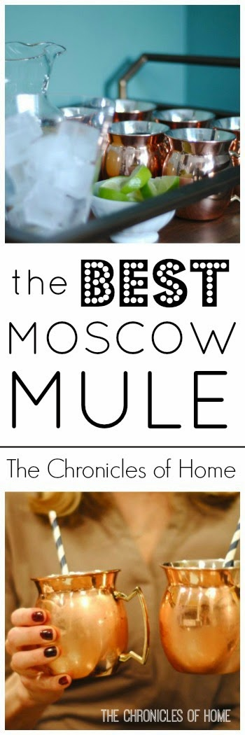 Moscow Mule Revisited As The Denver Donkey Recipe — Dishmaps