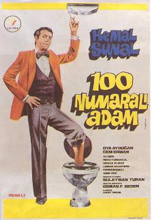 100 Numaralı Adam  - Kemal Sunal izle