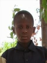 Hassane - Burkina Faso (BF-309), Age 13
